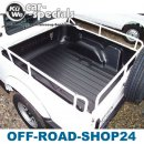 Laderaumwanne / Wildwanne - SUZUKI SJ SAMURAI LONG-BODY...